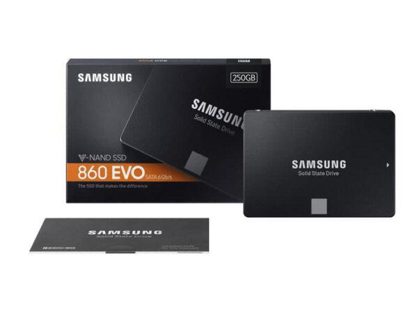 Samsung SSD 860 EVO 250GB Sata 3 #2