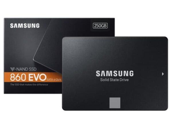 Samsung SSD 860 EVO 250GB Sata 3